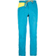 La Sportiva Talus Pants Men turquoise